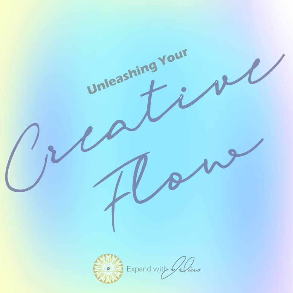 Unleashing Your Creative Flow | Expand with Julius and Xpnsion Network
