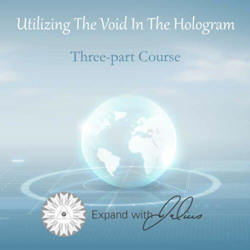 Utilizing the Void in the Hologram. | Expand with Julius and Xpnsion Network