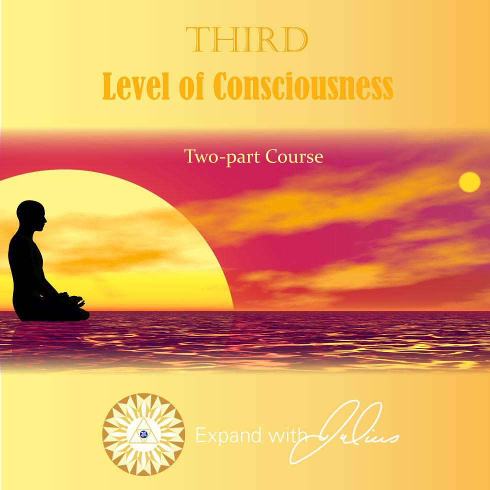 level of consciousness | Expand with Julius and Xpnsion Network