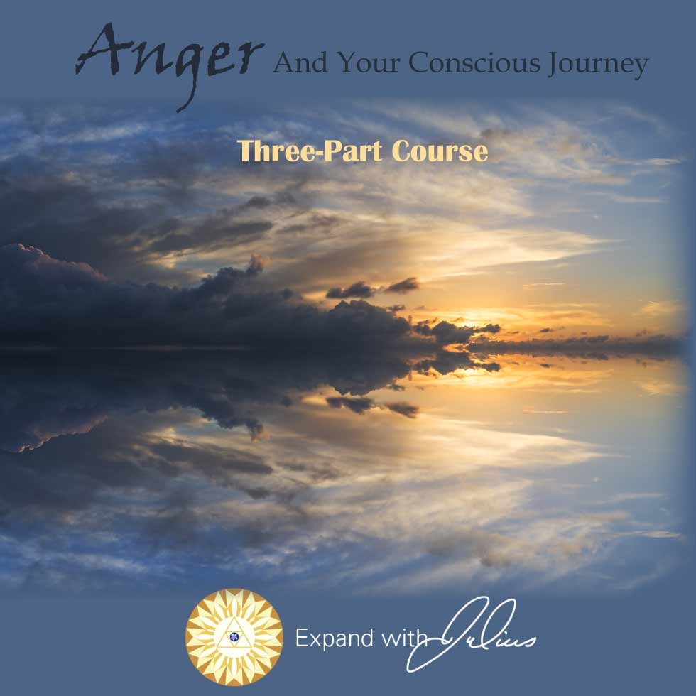 anger and your conscious journey | Expand with Julius and Xpnsion Network