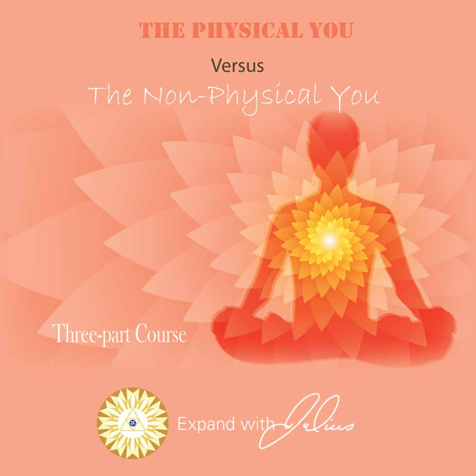 The Physical You Versus the Non Physical You | Expand with Julius and Xpnsion Network