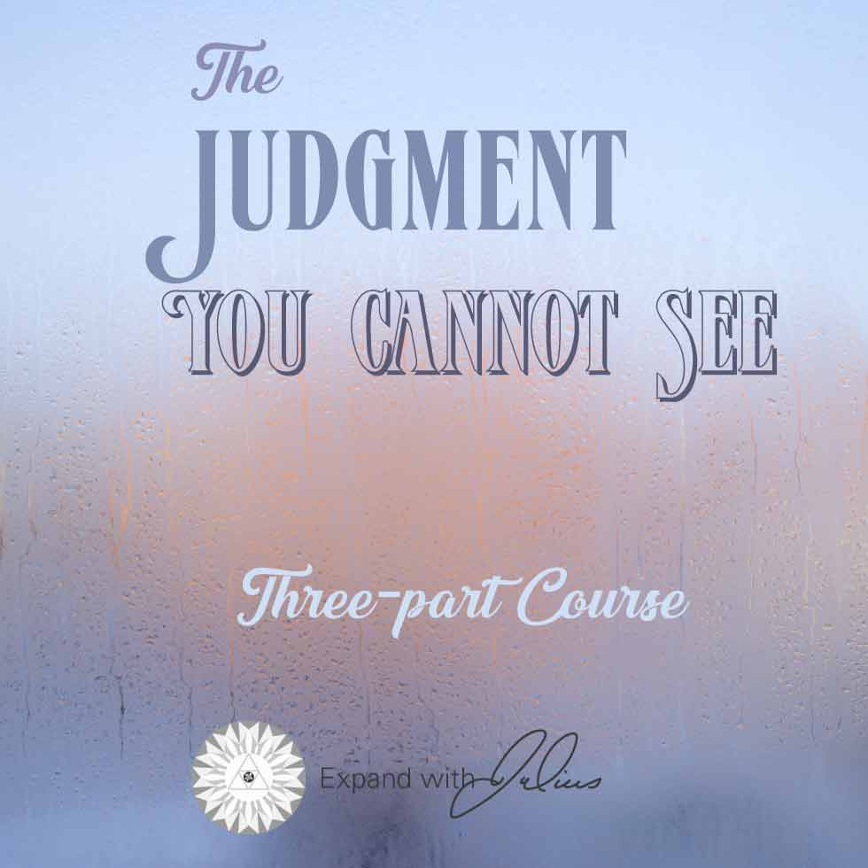 The-Judgment-You-Cannot-See | Expand with Julius and Xpnsion Network