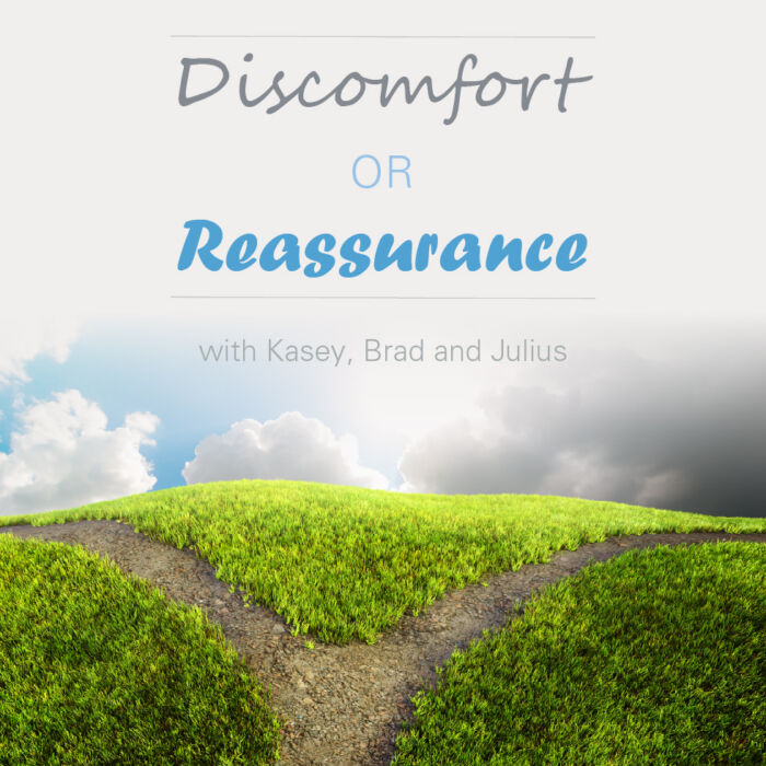 Discomfort or Reassurance | Expand with Julius and Xpnsion Network