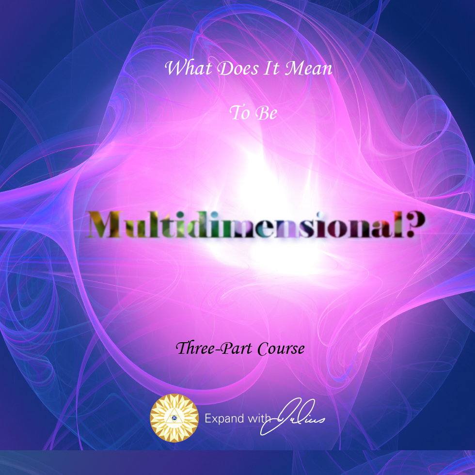 What Does It Mean To Be Multi-Dimensional? | Expand with Julius and Xpnsion Network
