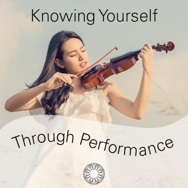 Knowing Yourself Through Performance | Expand with Julius and Xpnsion Network