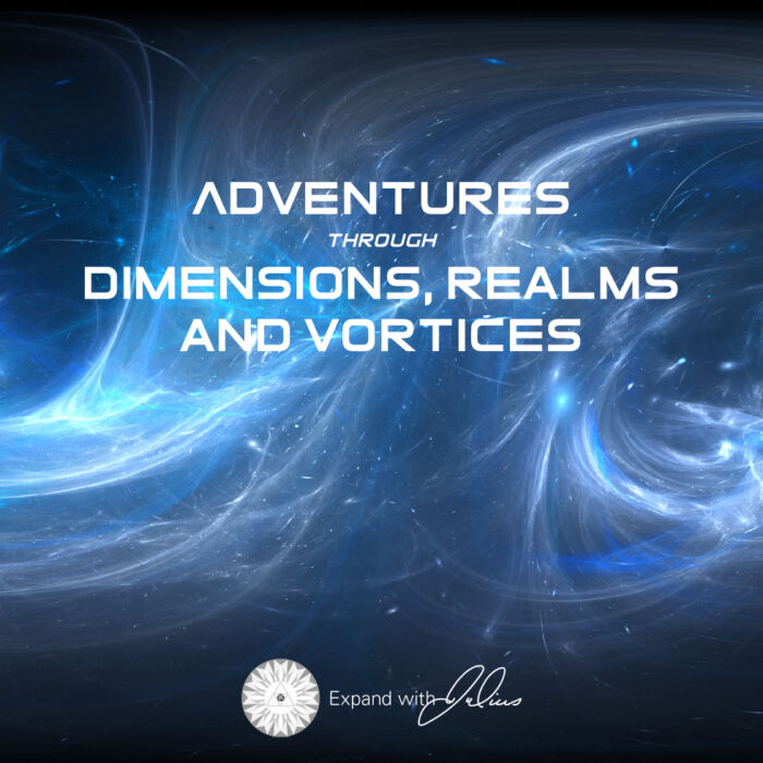 Adventures Through Dimensions, Realms and Vortices | Expand with Julius and Xpnsion Network