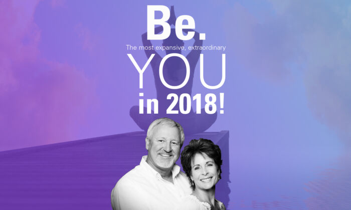 Be. The most expansive, extraordinary you in 2018! | Expand with Julius and Xpnsion Network