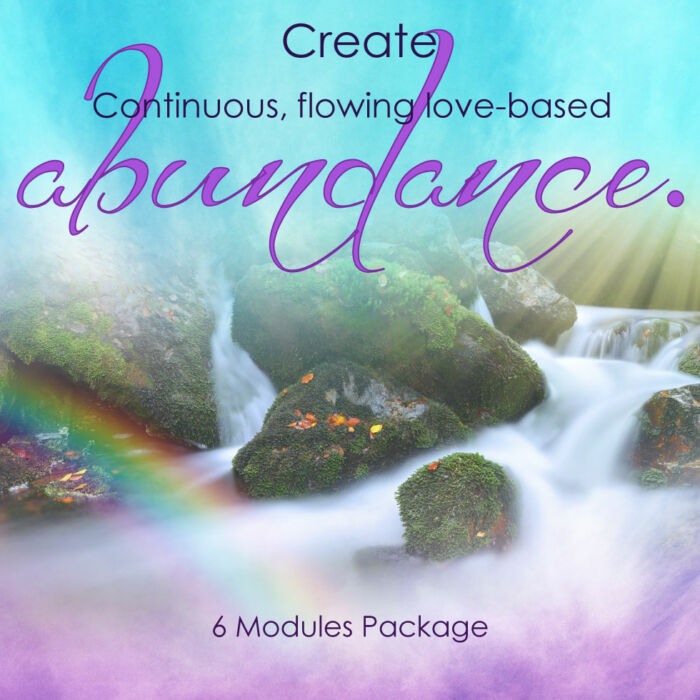 Create. Continuous, flowing, love-based Abundance. | Expand with Julius and Xpnsion Network