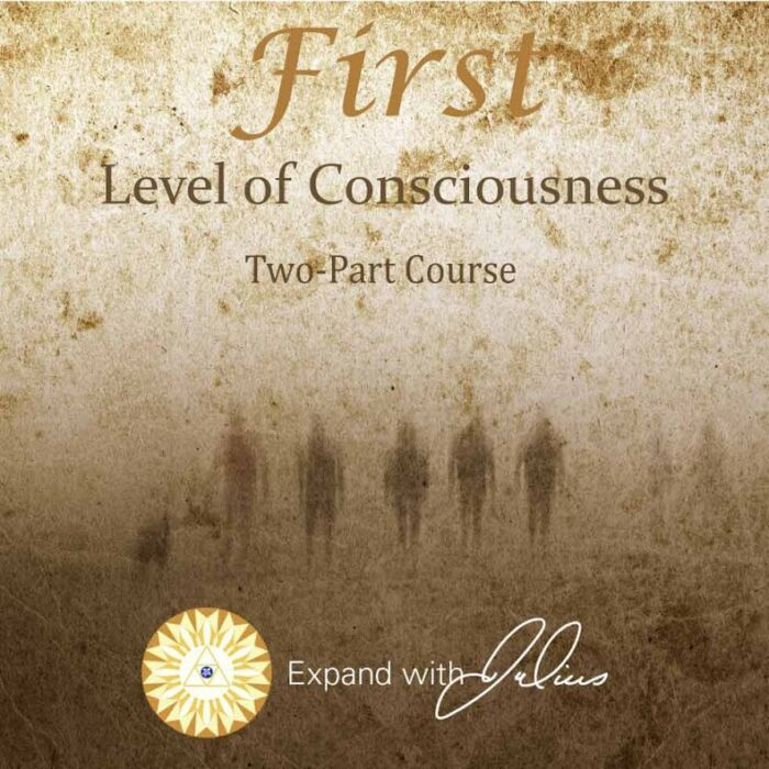 First Level Of Consciousness | Expand with Julius and Xpnsion Network