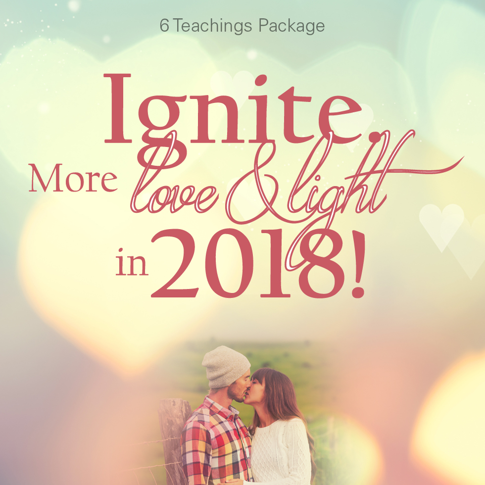 Ignite. More Love and Light in 2018! | Expand with Julius and Xpnsion Network