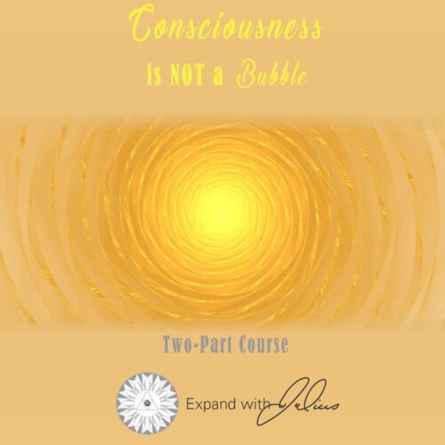 Consciousness is not a Bubble | Expand with Julius and Xpnsion Network