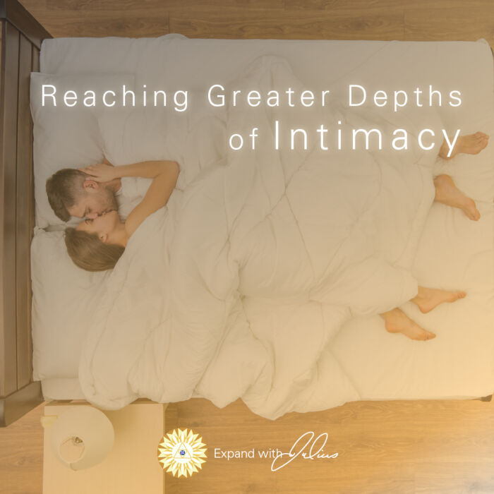 Reaching Greater Depths Of Intimacy | Expand with Julius and Xpnsion Network