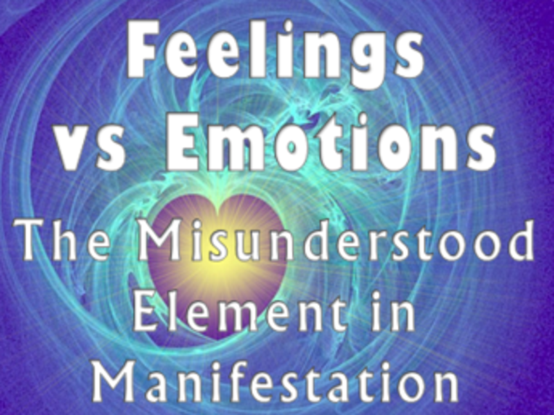 Feelings Vs Emotions: The Misunderstood Element In Manifestation | Expand with Julius and Xpnsion Network
