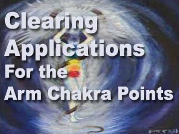 Clearing Applications For The Arm Chakras | Expand with Julius and Xpnsion Network
