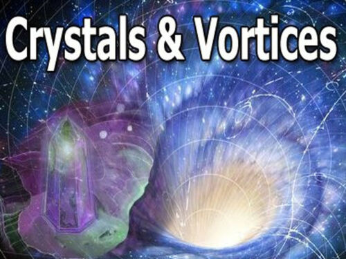 Crystals And Vortices | Expand with Julius and Xpnsion Network