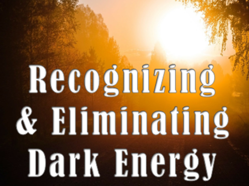 Recognising & Eliminating Dark Energy | Expand with Julius and Xpnsion Network