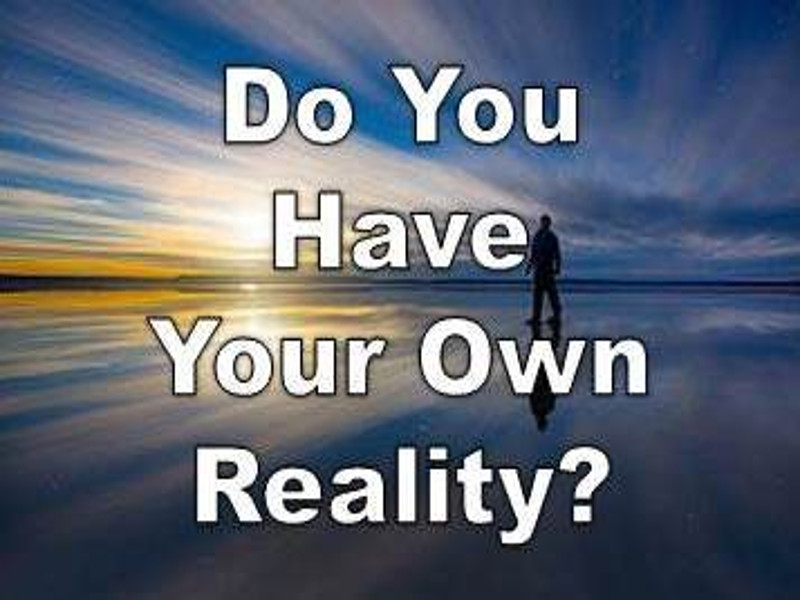 Do You Have Your Own Reality?   Expand with Julius and Xpnsion Network