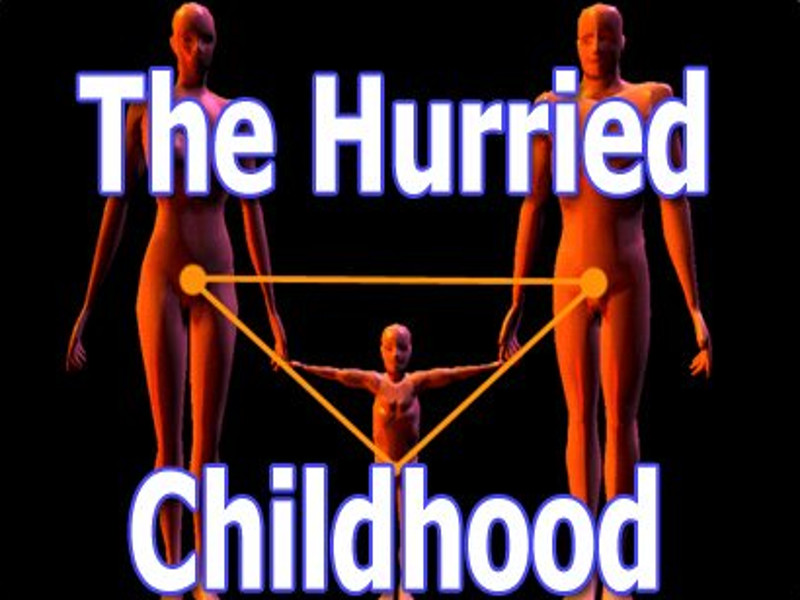 The Hurried Childhood | Expand with Julius and Xpnsion Network