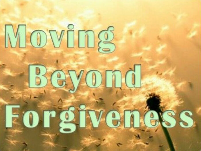 Moving Beyond Forgiveness | Expand with Julius and Xpnsion Network