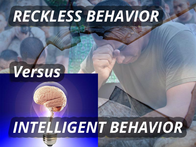 Reckless Behavior Versus Intelligent Behavior   Expand with Julius and Xpnsion Network