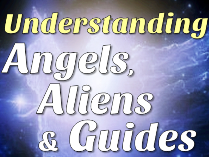 Understanding Angels, Aliens & Guides   Expand with Julius and Xpnsion Network