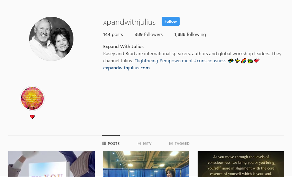 instagram ewj | Expand with Julius and Xpnsion Network