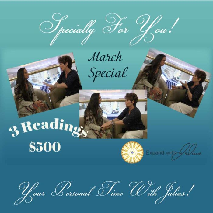 March Reading Special